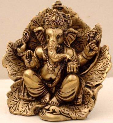 Статуэтка Бога Ганеш из Индии