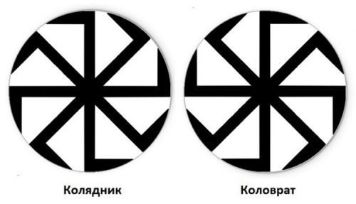 2 символа Коловрат