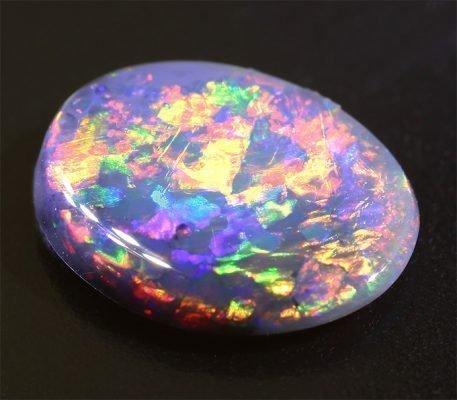 Камень австралийский опал