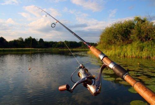 Удочка для рыбака