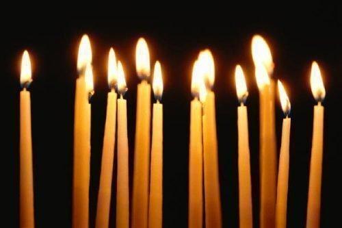 Церковная свеча