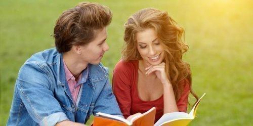 Диалог мужчины и женщины