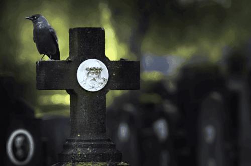 Кладбищенская порча