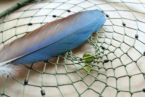Перья для ловца снов
