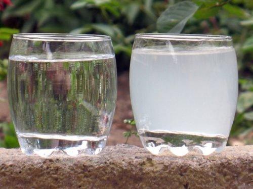 Вода для определения порчи