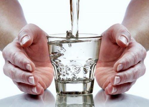 Заговор на воду для исцеления