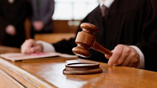 Заговоры перед судом