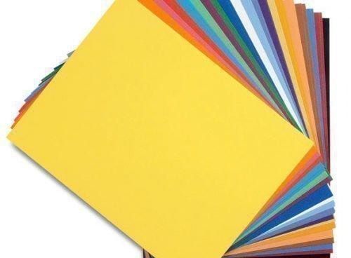 Цветная бумага для обряда