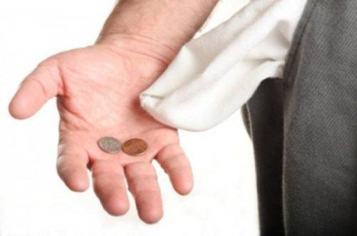 Финансовая бедность