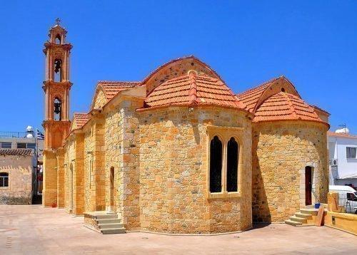 Храм священномученика Киприана