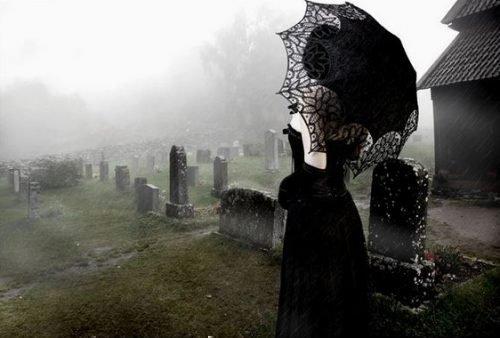 Особенность кладбищенского приворота