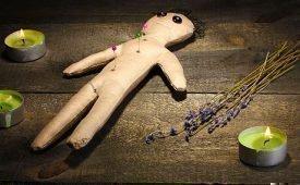 Как самостоятельно сделать куклу-вольта Вуду