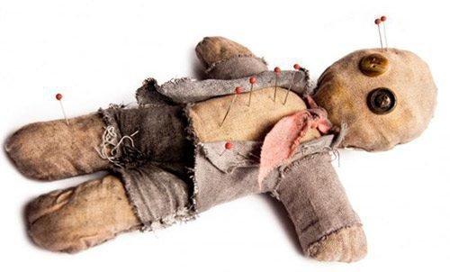 Кукла Вуду на безбрачие