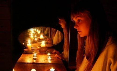 ритуал в рождество