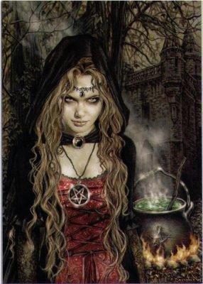 «Существуют ли ведьмы на самом деле?», или «Я ведьма. Очень приятно познакомится!»