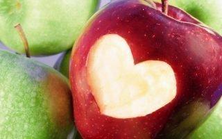 Ритуал присушки на яблоко