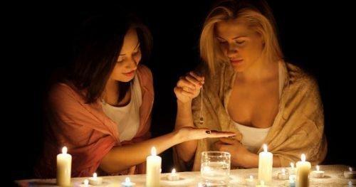 Ритуал «Магическая корзина»