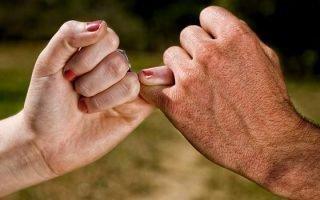 Примирительные обряды для мужа и жены