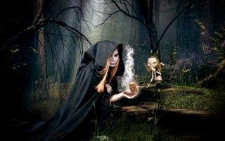 Чем платит ведьма за свой выбор?