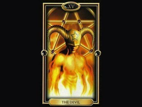 Дьявол в Таро