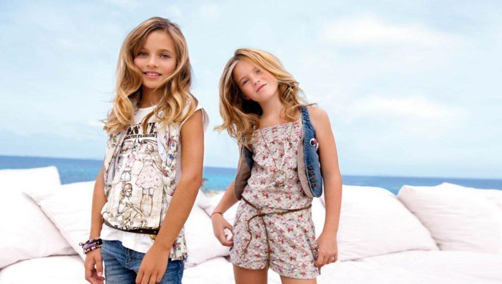 подростковая брендовая одежда для девочек