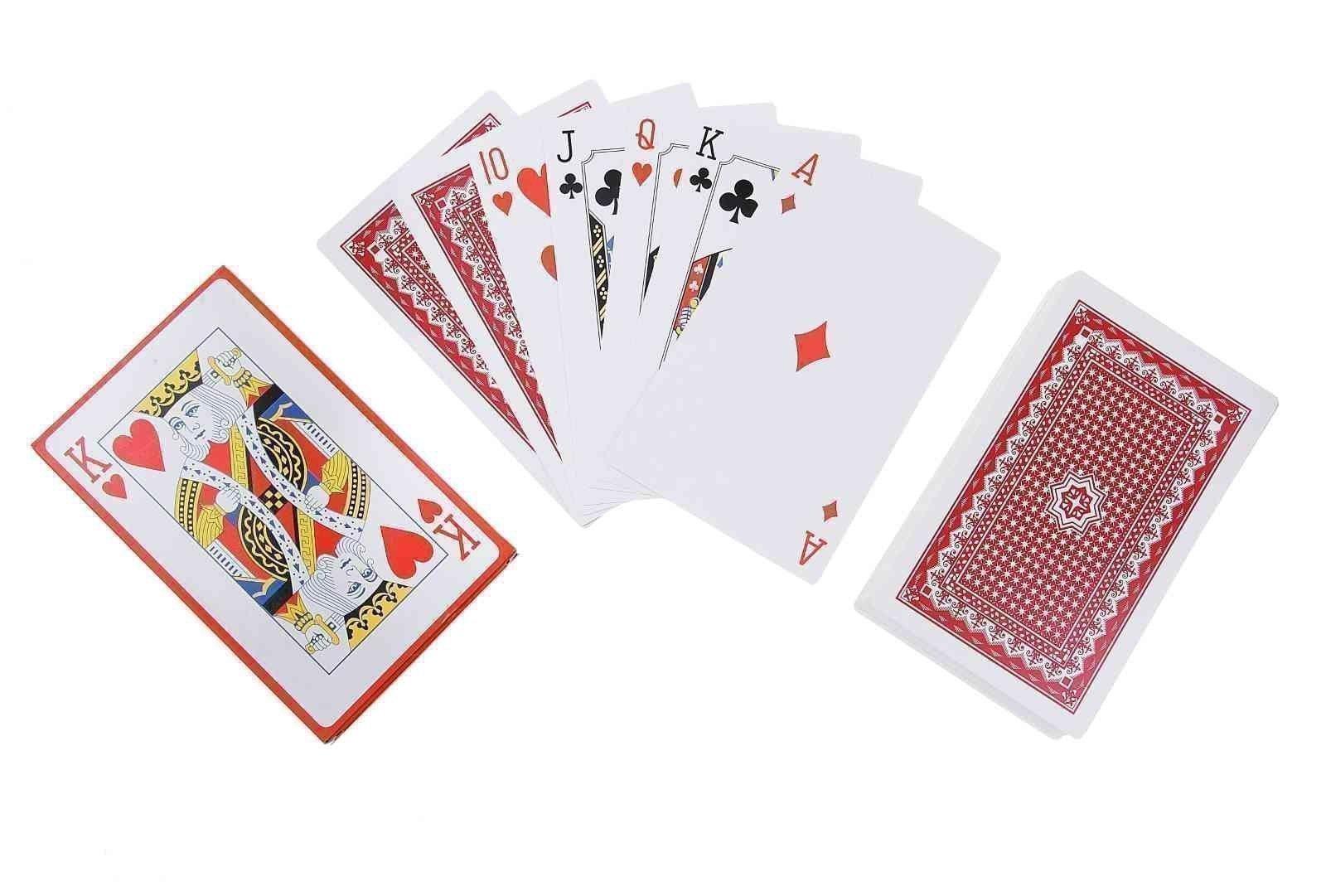 Как сделать игральные карты из
