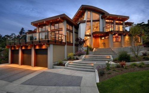 Богатый дом