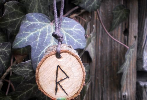 Рунический символ «Райдо»