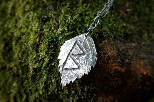 Рунический символ «Беркана»