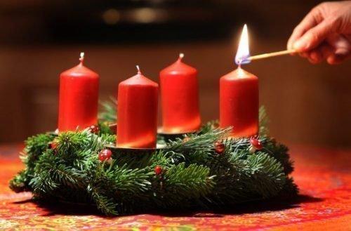 Четыре свечи