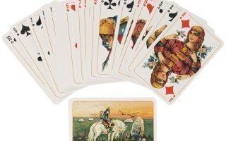 Гадание на игральных картах по имени любимого человека