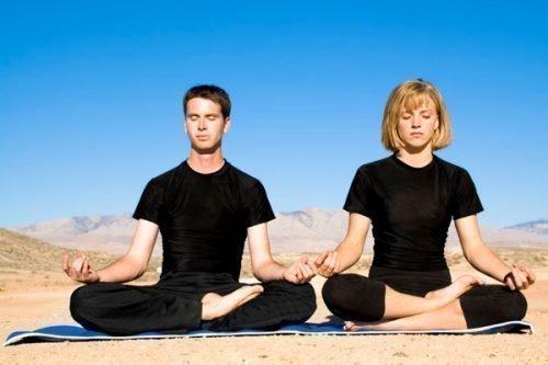 Медитация в паре