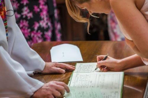 Свидетели брака