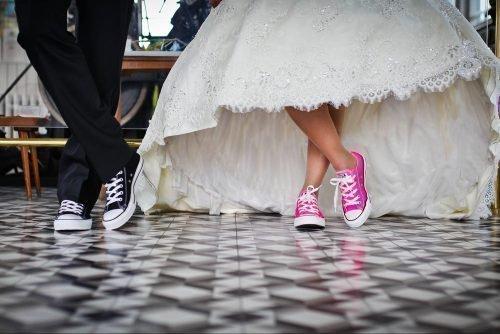 Обувь молодоженов