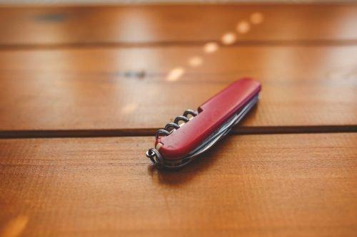 Складной ножик