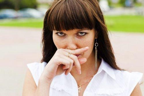 Зуд носа