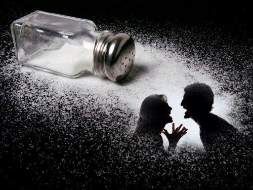 приметы с солью