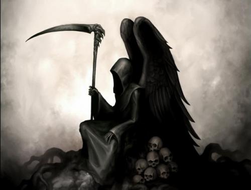 знаки смерти на руке