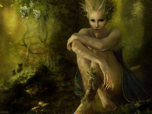эльфы в мифологии