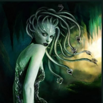горгона медуза