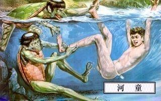 Особенности мифических существ Японии