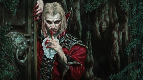 существуют ли вампиры