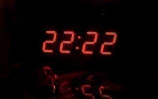 Что говорит время 22:22 о ближайшем будущем