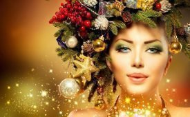 Проведение приворотов на Новый год и старый Новый год
