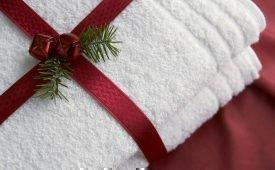 Примета о подаренном полотенце