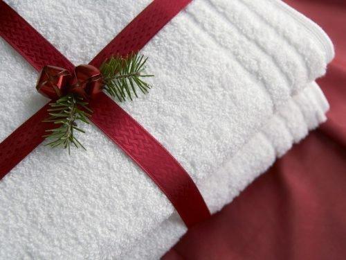 примета если дарят полотенце