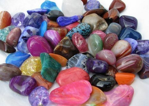 Драгоценный камень агат