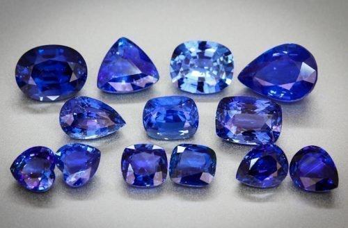 Драгоценные камни Сапфир