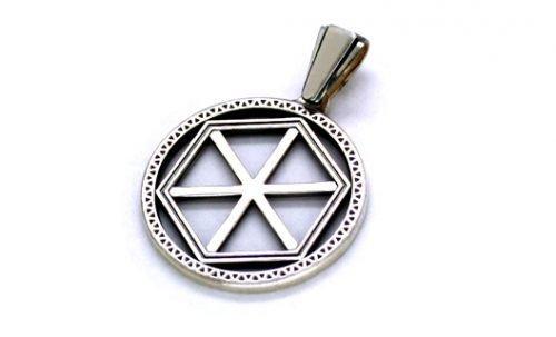 Кулон символ Перуна