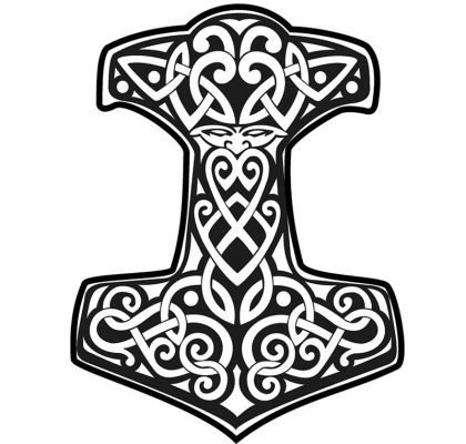 Cимвол Бога Тора